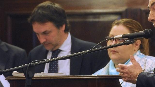 Graciana Peñafort, de AFSCA, brilló en la segunda audiencia por la ley de medios