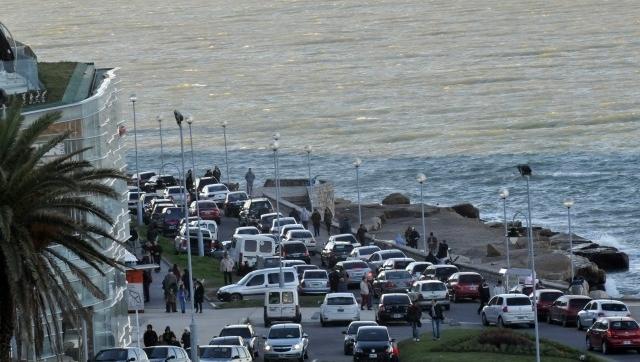 Secuestran 99 Autos En Mar Del Plata En Los Controles