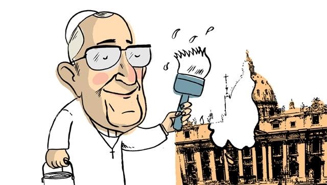 El 56% de los argentinos confía más en la Iglesia