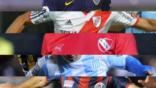 Origen y curiosidades de las camisetas del fútbol argentino