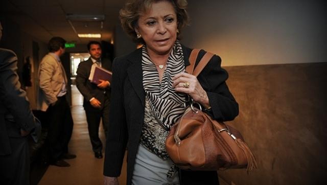 Histórico: María Julia condenada por la privatización de ENTEL