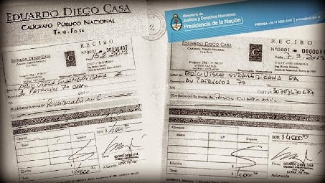 Ciccone: Ministerio de Justicia desmintió a Lanata con prue