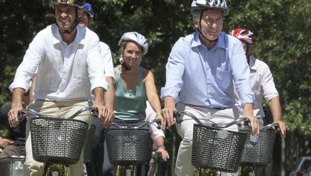 Los biciamigos de Macri ganaron una licitación trucha