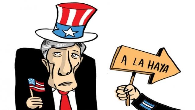 Argentina demanda a Estados Unidos ante La Haya