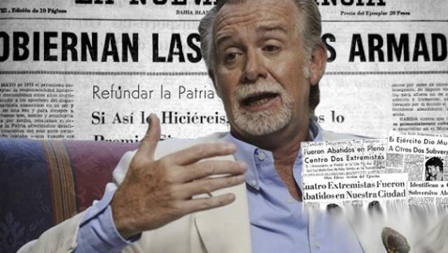 Columnista de La Nación agredió a Carlotto y su nieto