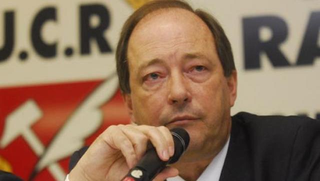 Un asesor de Ernesto Sanz es ñoqui en la Auditoría General de la Nación