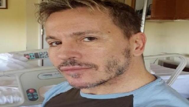 Guido Süller fue dado de alta después de casi perder la vista