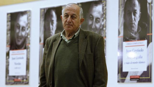 El catalán Juan Goytisolo ganó el Nobel de las letras españolas