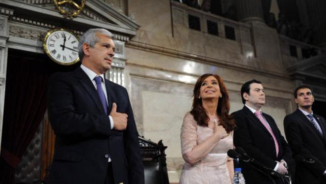 """CFK: """"Faltó que dijeran que nos iban a violar a todos en la"""