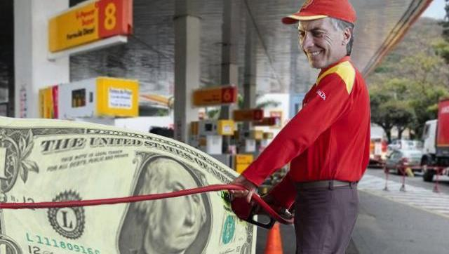 Macri avisa: sumó al CEO de Shell