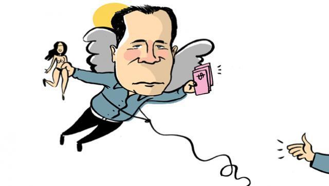 Chicas y peajes en salarios de la fiscalía: la santificación de Nisman bajó su perfil