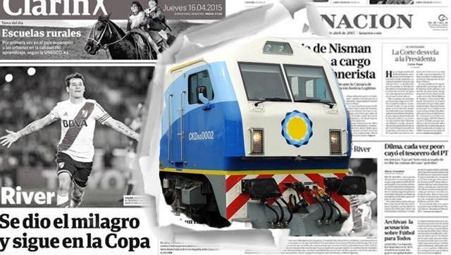 La Nación y Clarín ocultaron la noticia más importante del año