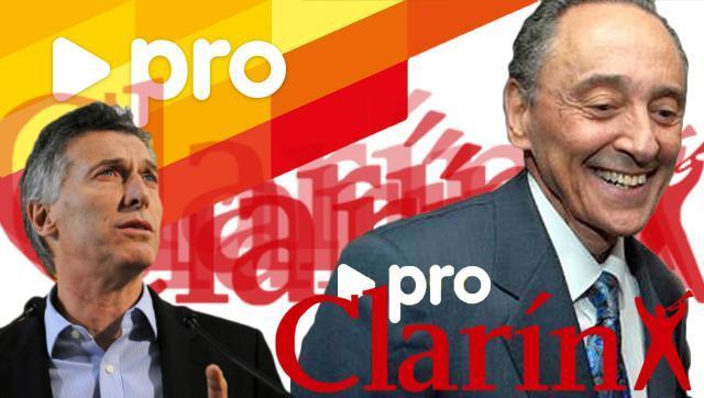 Salen a luz más vínculos entre el PRO y el Grupo Clarín