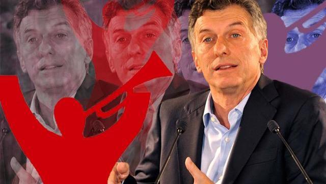 Portada: Clarín hace gala del blindaje mediático para Macri