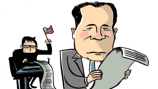 Nisman, para The New Yorker: lentes de contacto, botox y think tanks conservadores
