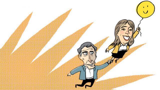 Macri se esconde detrás de Vidal para evitar dar definiciones de campaña