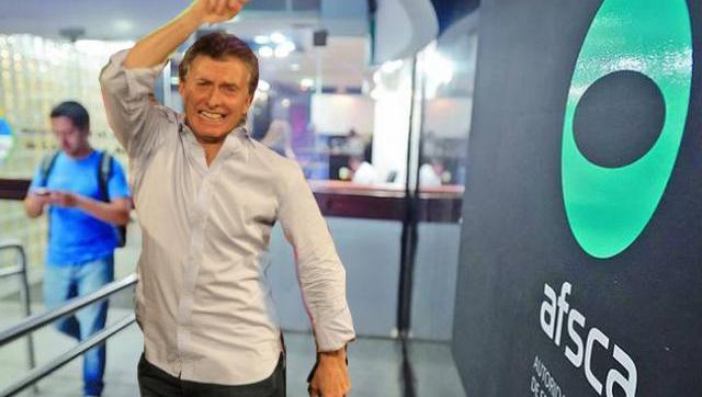 La primera medida de Macri ya vulnera la Ley de Medios