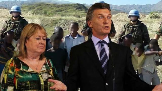 Canciller argentina culpable de encubrir abuso sexual a menores e intimidación
