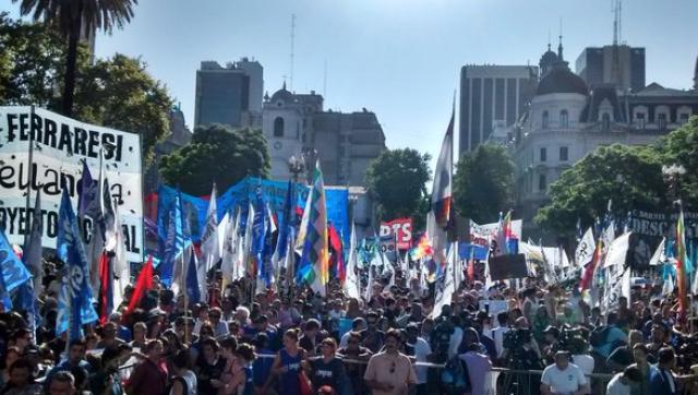 Apagón informativo: ningún medio cubrió la marcha en apoyo a Milagro Sala