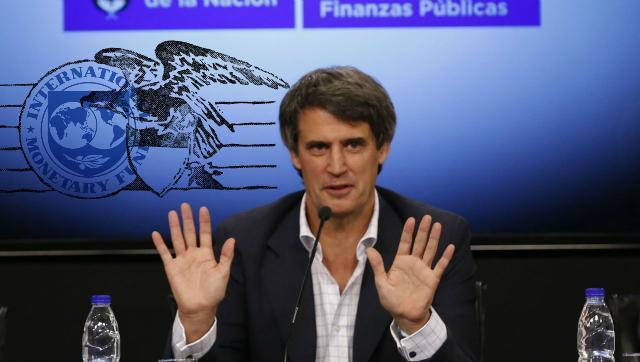 Adios Soberanía: Prat Gay adelantó que el FMI auditará la economía argentina
