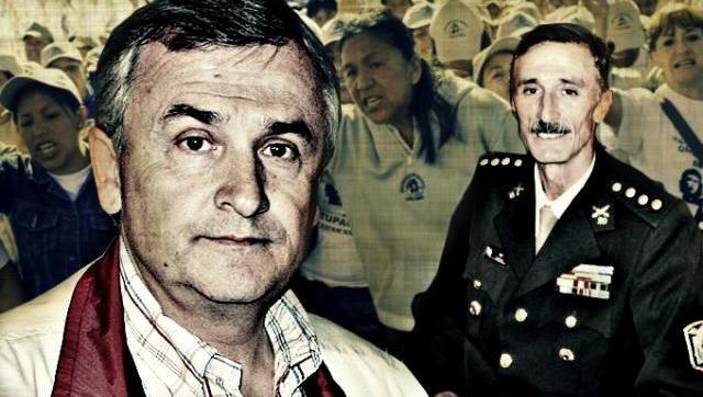 El secretario de Seguridad de Morales, denunciado por su rol en la dictadura