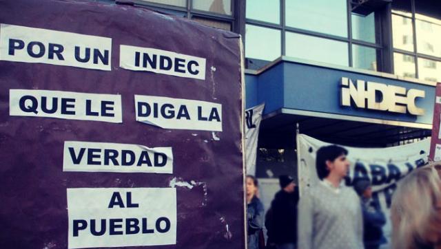 Al INDEC Macrista la inflación le da igual que la paritaria que el gobierno quiere discutir