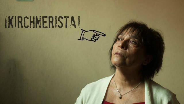 Fachos: Macristas insultaron a Liliana Herrero por su identificación con el kirchnerismo