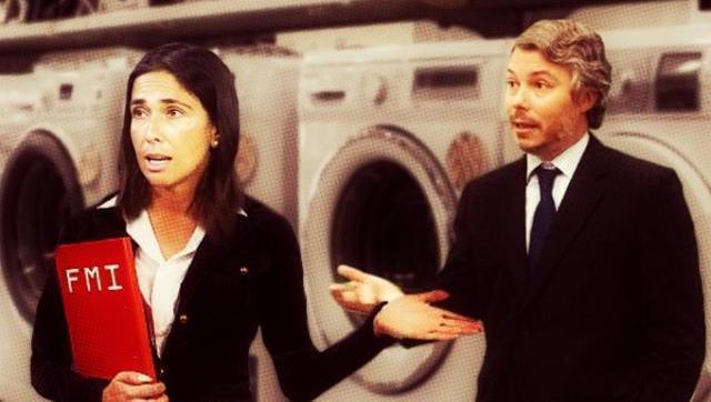Macri puso a dos abogados de bancos lavadores para