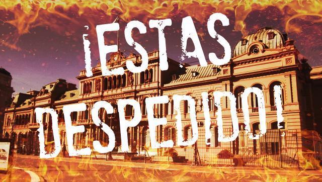 Viernes negro: más de 500 despidos en el ministerio de Cultura y Casa Rosada