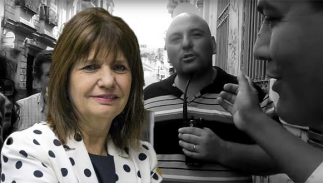Patricia Bullrich mandó a hacer espionaje contra los gremios docentes