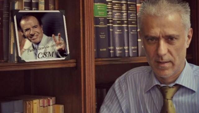 El CV del fiscal Saénz: menemismo y fallos a favor de la impunidad y de un narco