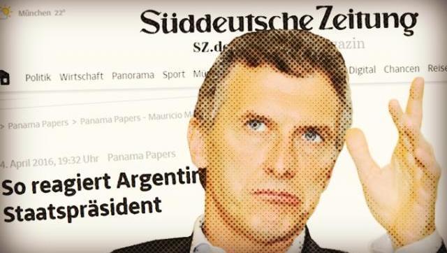 """El diario alemán denunció la protección local a Macri: """"Lo tratan muy bien los medios"""""""