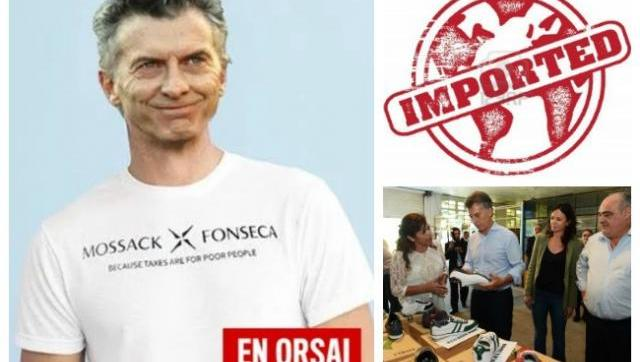 Cambiamos cooperativas textiles Argentinas por importaciones