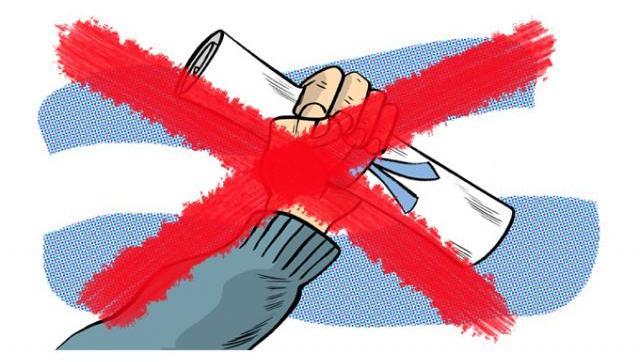 Un fallo contra el acceso libre a las Universidades, con el aval del gobierno