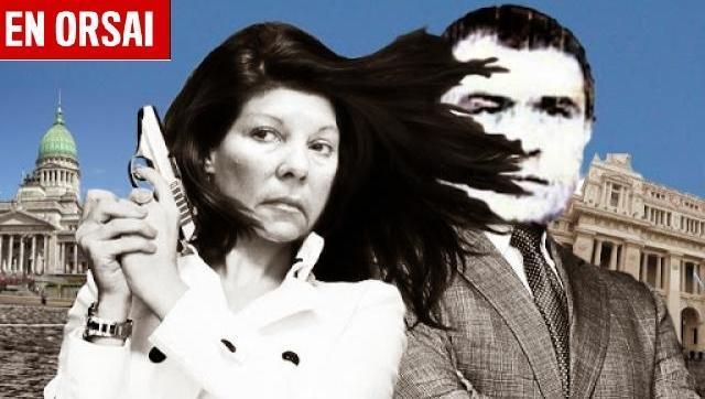 Una de espías: Gustavo Vera señaló a Lilita Carrió como operadora de Jaime Stiuso