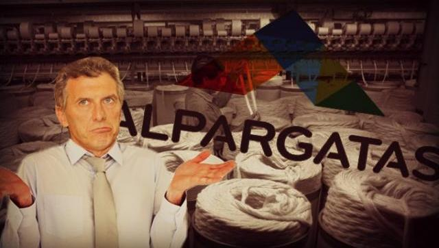 Pese al compromiso con Macri, Alpargatas echó a 70 trabajadores