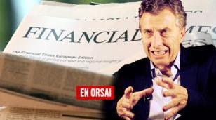 """Importante diario económico reconoce el """"malestar social"""" por las medidas de Macri"""