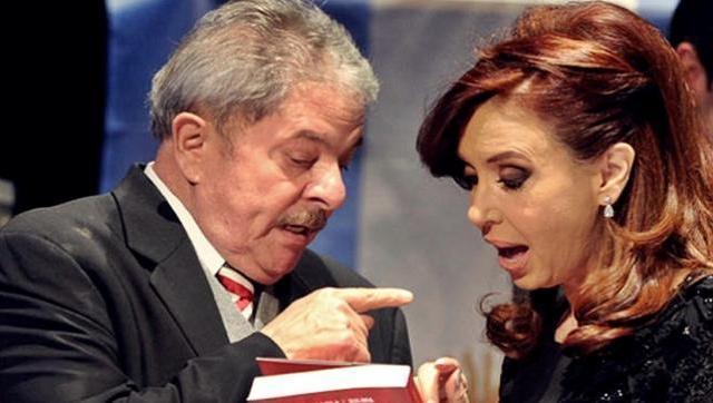 Lula llamó a una cumbre entre Presidentes populares de la región