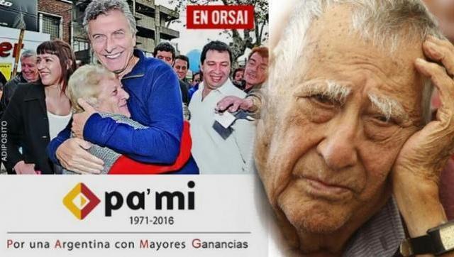 """Para el titular del PAMI eliminar beneficios en remedios es """"justicia social"""""""