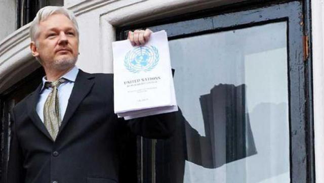Assange reveló el vínculo entre Temer y Estados Unidos para voltear a Dilma
