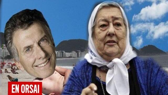 Una nueva Carta abierta de Hebe a Macri