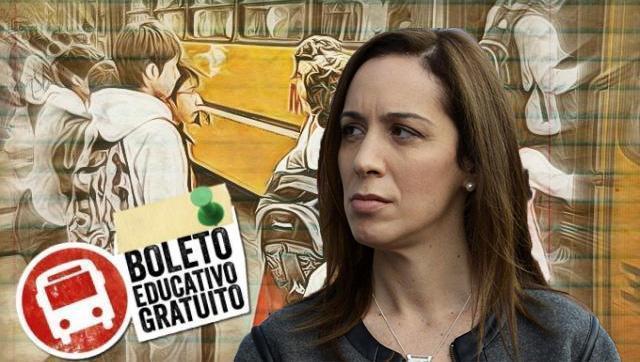 Vidal no da señales para la puesta en marcha del boleto gratuito estudiantil