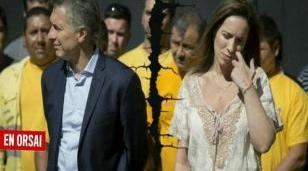 El escrache que sufrieron Vidal y Macri en su gira por San Martín