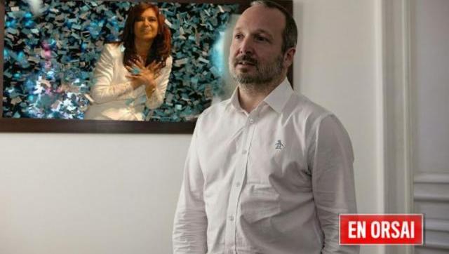 Sabbatella: No sé si Cristina va a ser candidata; pero si se presenta, gana