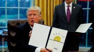 Primero los limones, ahora Trump podría cancelar otras exportaciones argentinas