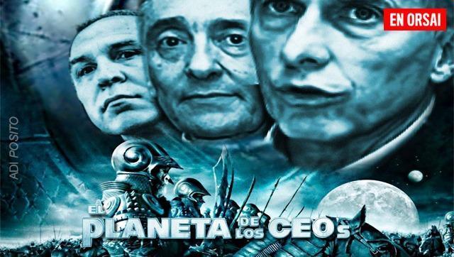 El apriete mafioso de Macri y Magnetto para los jueces que no pueden sobornar