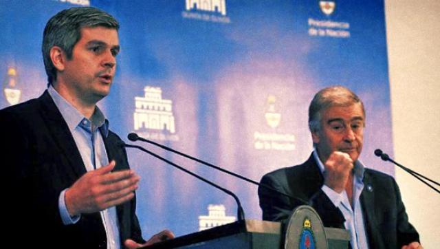 Ahora Aguad le pasó factura a Peña Braun y dijo que estaba al tanto de la negociación