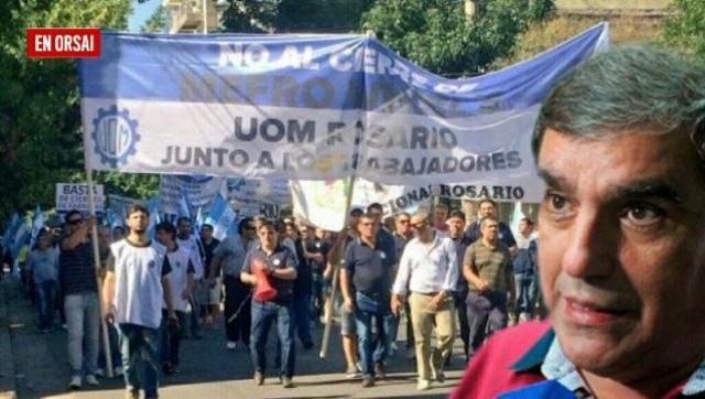 Industricidio: la UOM asegura que ya cerraron 1.500 pymes en Santa Fe