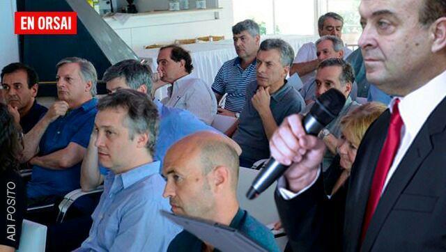 Cavallo: Macri va en la misma dirección que el Menemismo, pero más despacio