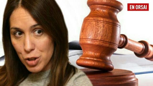 La Justicia intimó a Vidal a devolver los días de paro descontados a docentes